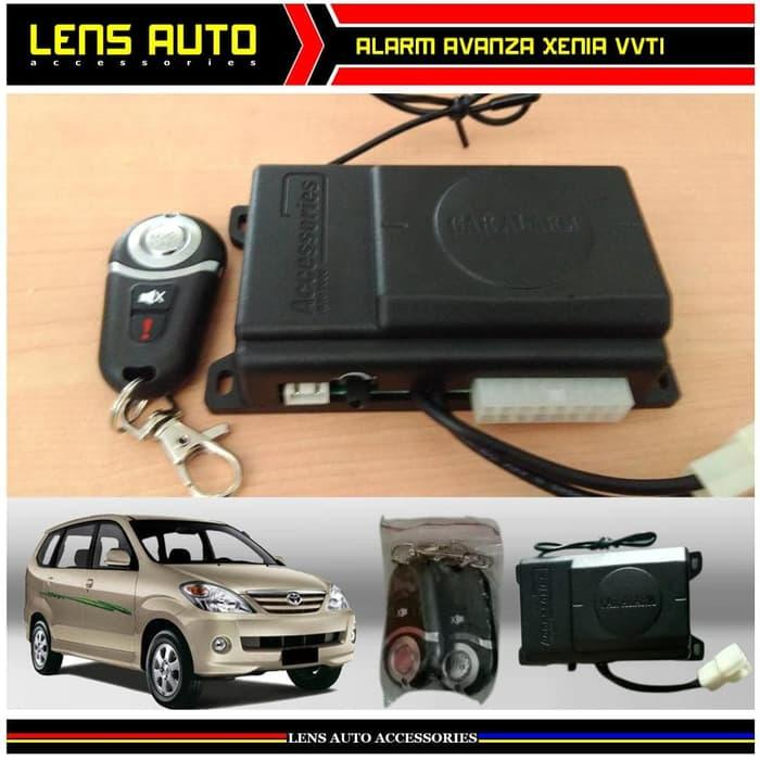 Modul Alarm Plus Remote Avanza Ori New