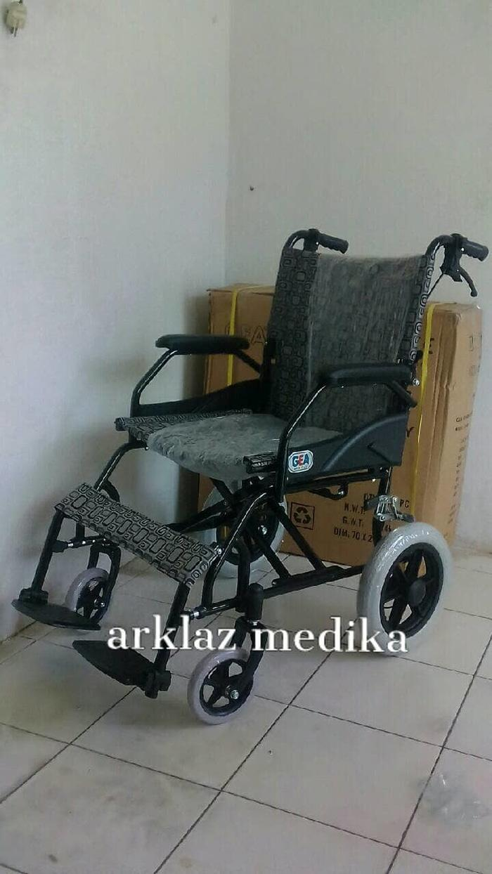 kursi roda travel GEA new type