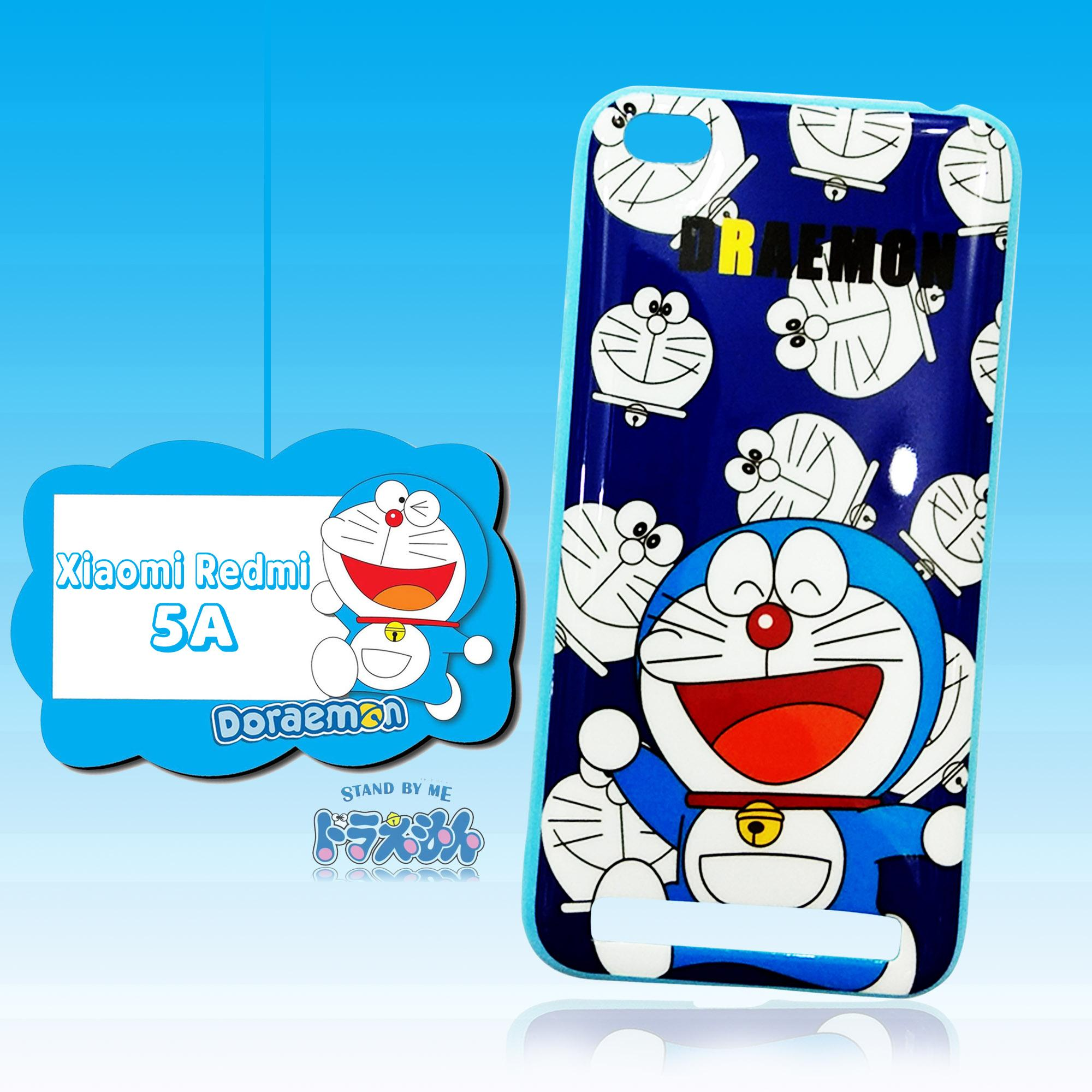 Marintri Case Xiaomi Redmi 5A - New Doraemon Happy Everyday