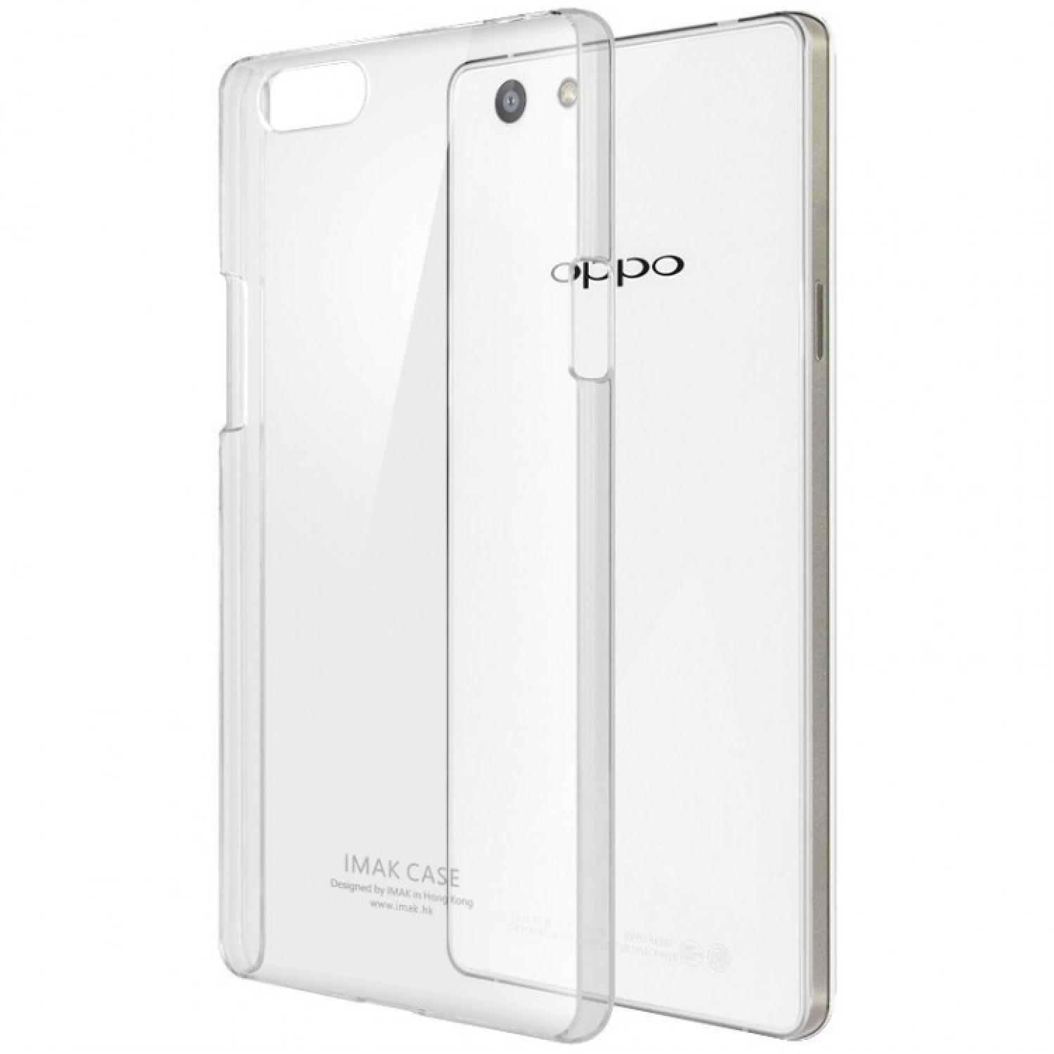 Casing Hp Imak Crystal 2 Ultra Thin Hard Case for OPPO Murah Lucu