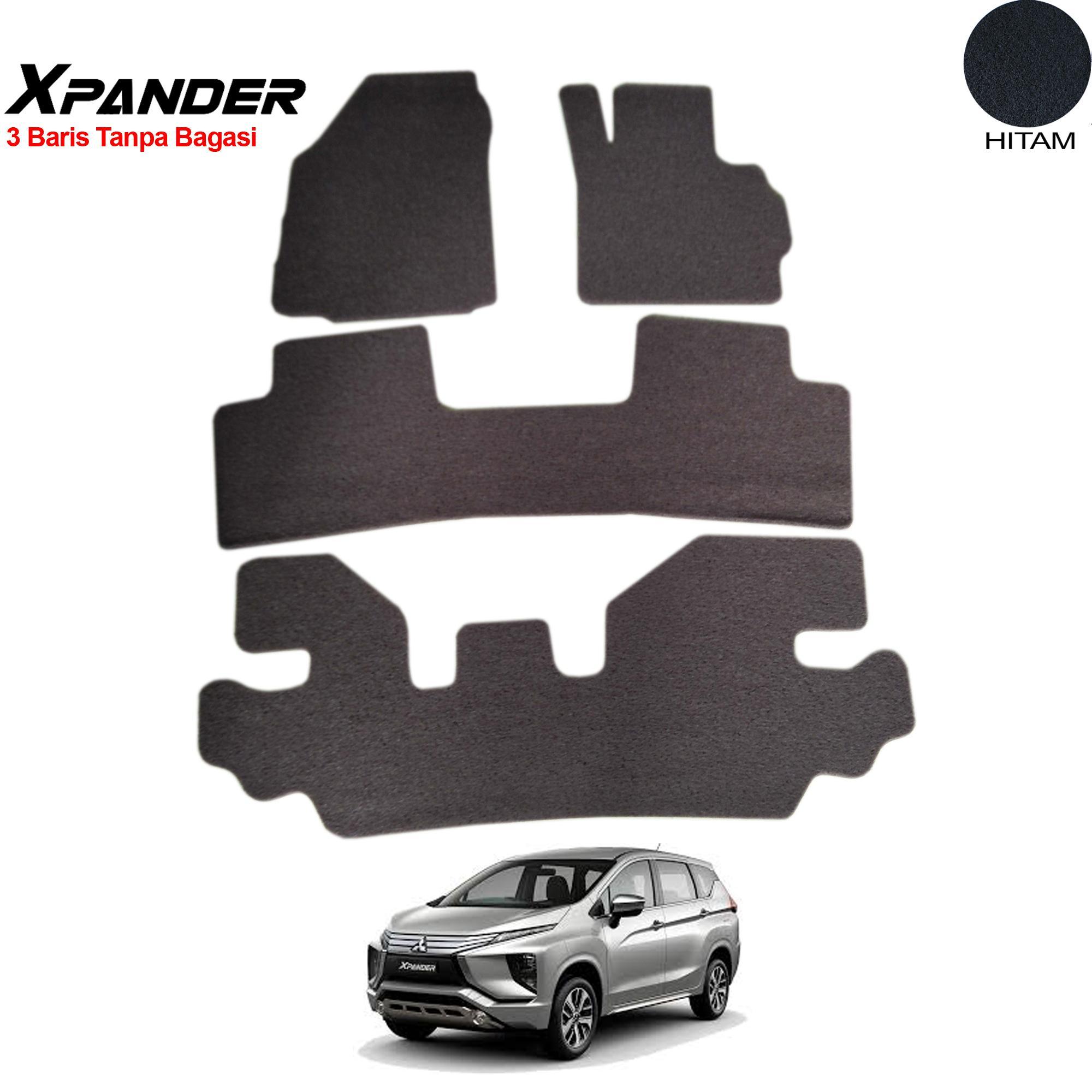 Karmob / Karpet Mobil Mie Xpander / Aksesoris Mobil / Karpet Karet Xpander / Karpet Lantai