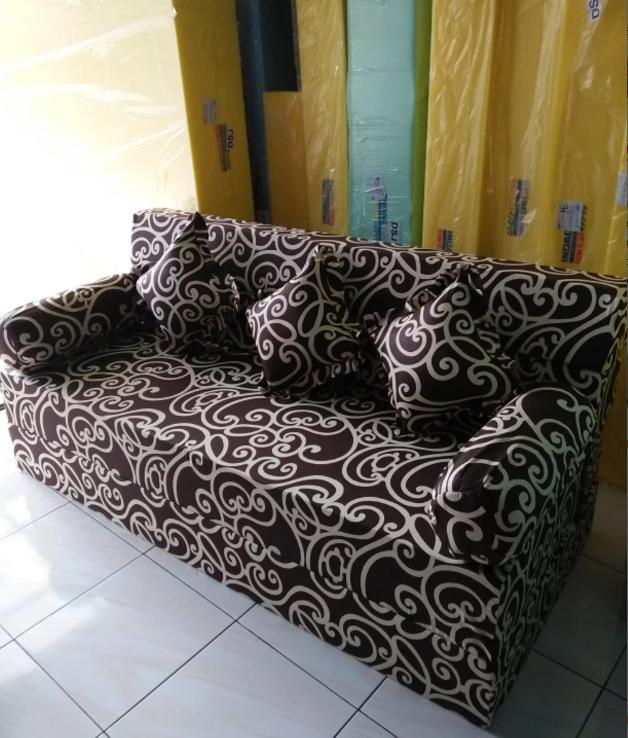 SOFABED BUSA INOAC UK 200X160X20 CM (100% EON D23)