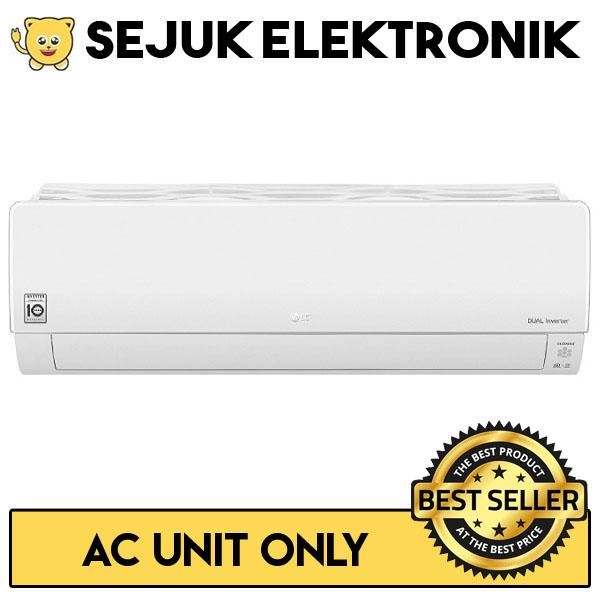 LG E10SV3 AC Split 1 PK Inverter Putih (Free Ongkir Khusus JAKARTA)