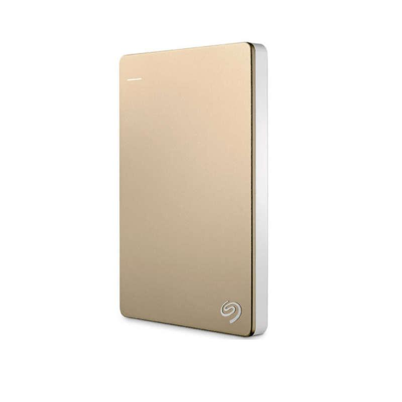Seagate Backup Plus Slim 1TB HD HDD Hardisk Harddisk External Eksternal - GOLD