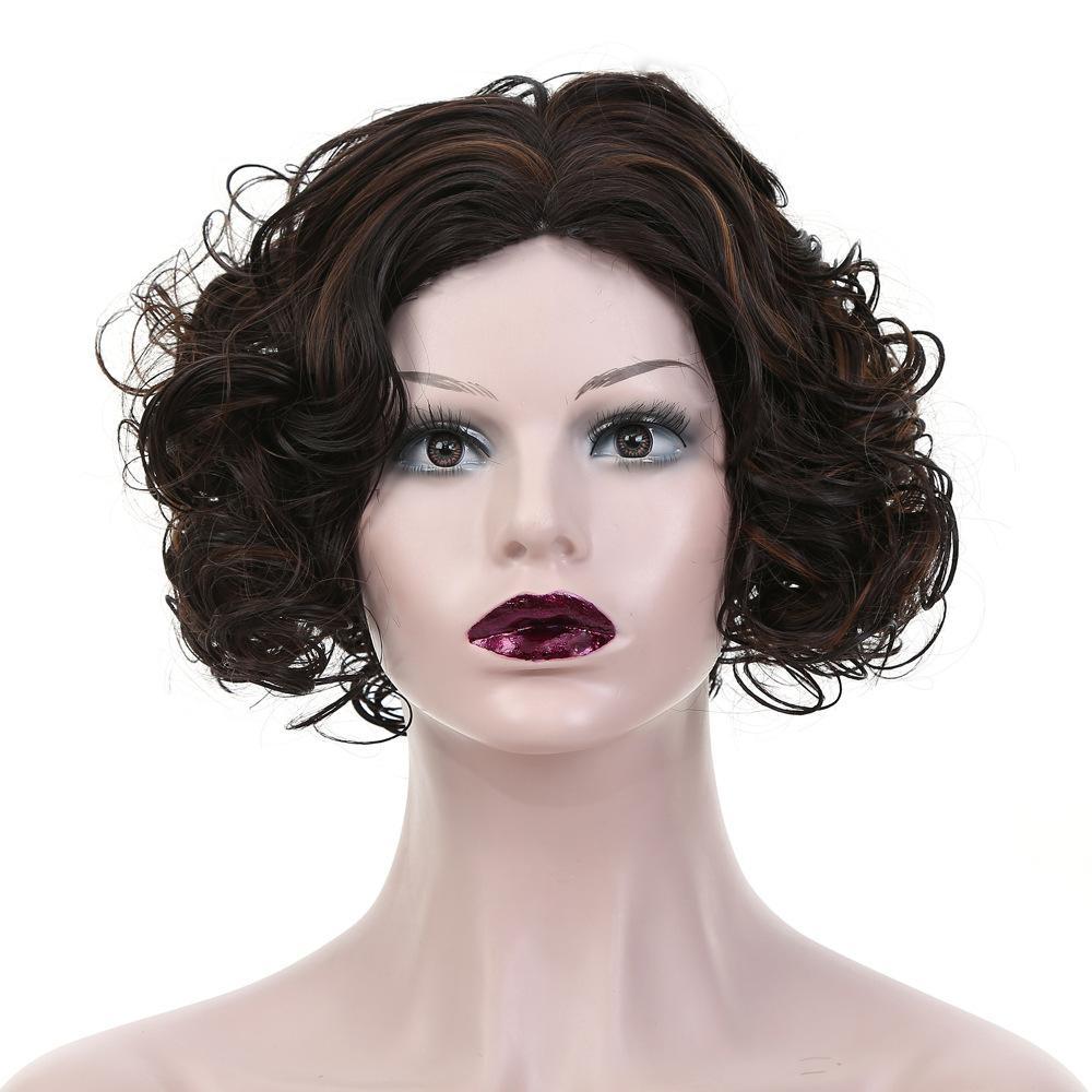 New high-end rose net super kepribadian berbulu rambut kecil rambut ingin produsen kualitas amazon