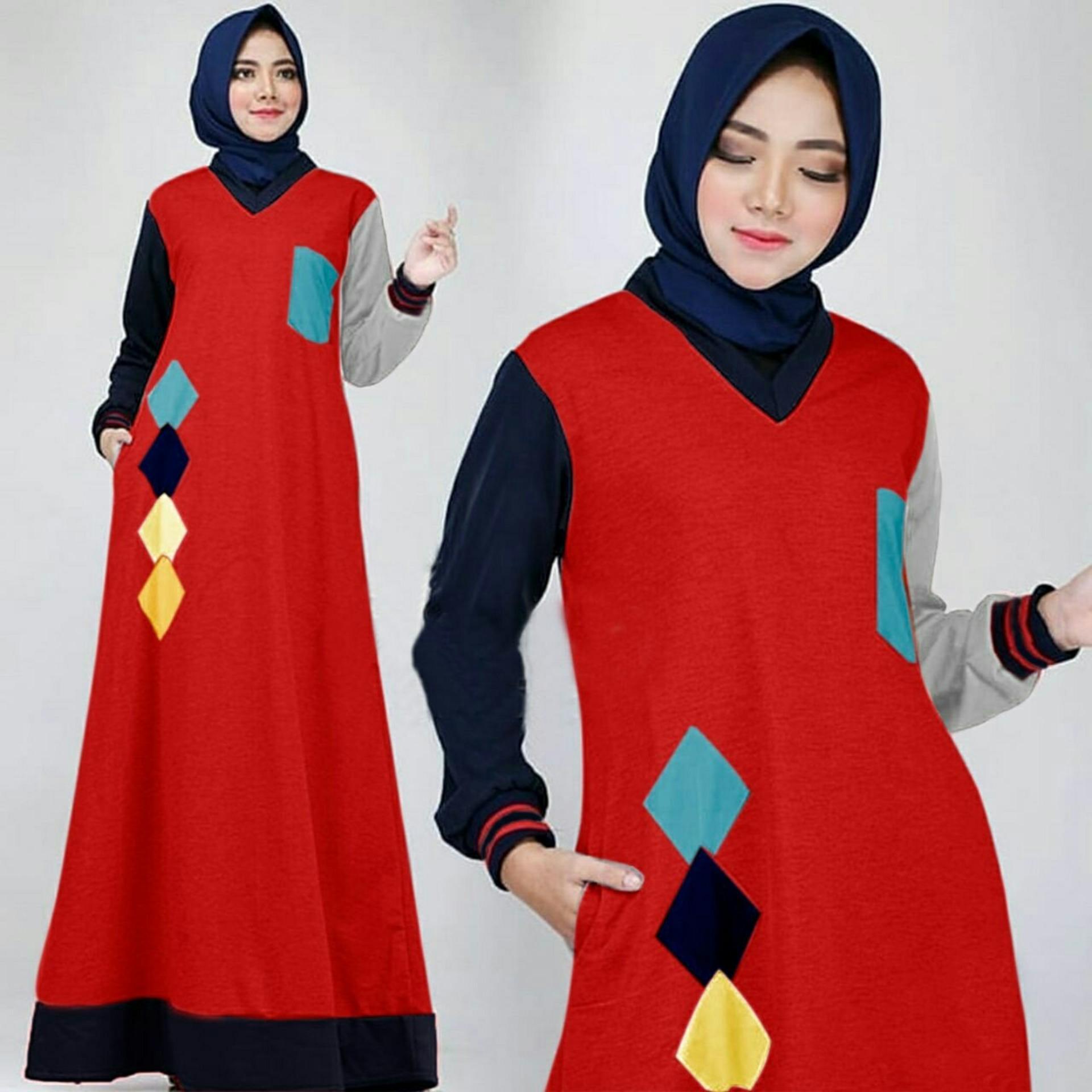 LEMONE Cullote Pants / Celana Kulot Wanita - Krem. Source · Anami Store - Pakaian Muslimah Wanita Fashionable - Maxy Axel