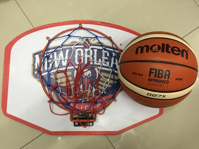 Papan Ring Basket Besar Ring Basket Portable Olahraga By Sportsite.