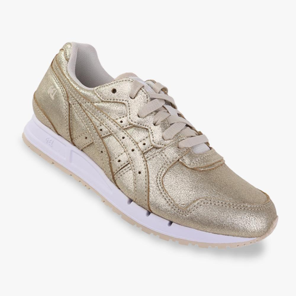 Asics Tiger GEL-MOVIMENTUM Women s Shoes - Gold 08841b6de2