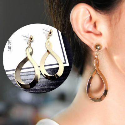 Anting Fashion Geometry Stud Earrings AP3342