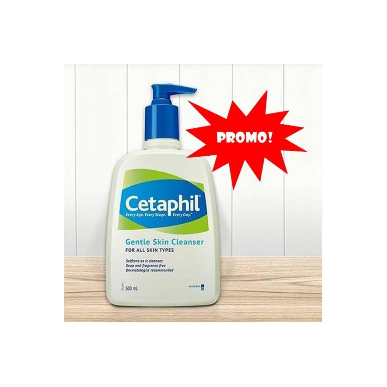 Buy Sell Cheapest Discount 15 Buah Best Quality Product Deals Cetaphil Gentle Skin Cleanser 500 Ml Ch315 Lebih Dari