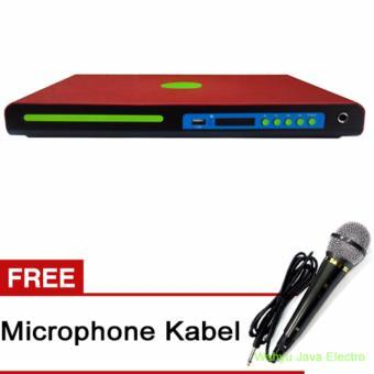 Dvd Player Rinrei - Optik Samsung / Usb Free Microphone By Bl Store.