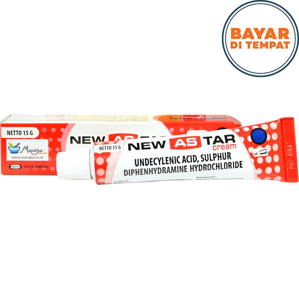 Salep New As Tar Cream