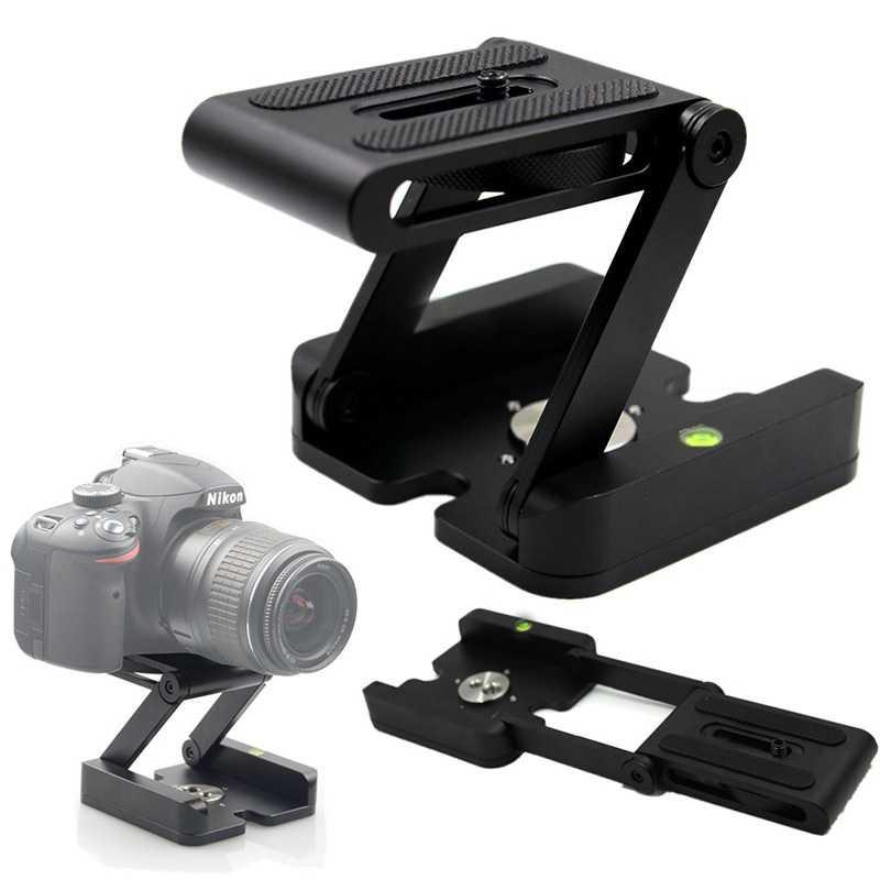 Tripod Z Flex Pan Tilt Head Flexible for DSLR Camera / Stand Kamera / Aneka Tripod Kamera Murah Lengkap