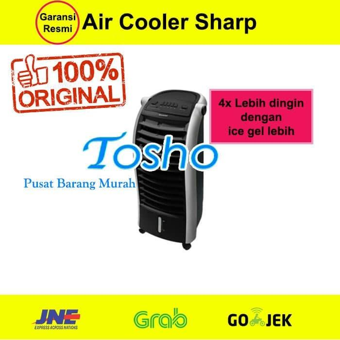 Promo   Air Cooler Sharp PJ-A26 MY Kipas Angin AC Pendingin Ruangan Portable   Termurah