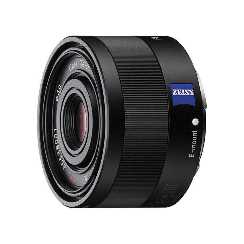 Sony Sonnar T* FE 35mm f/2.8 ZA Lens - Hitam