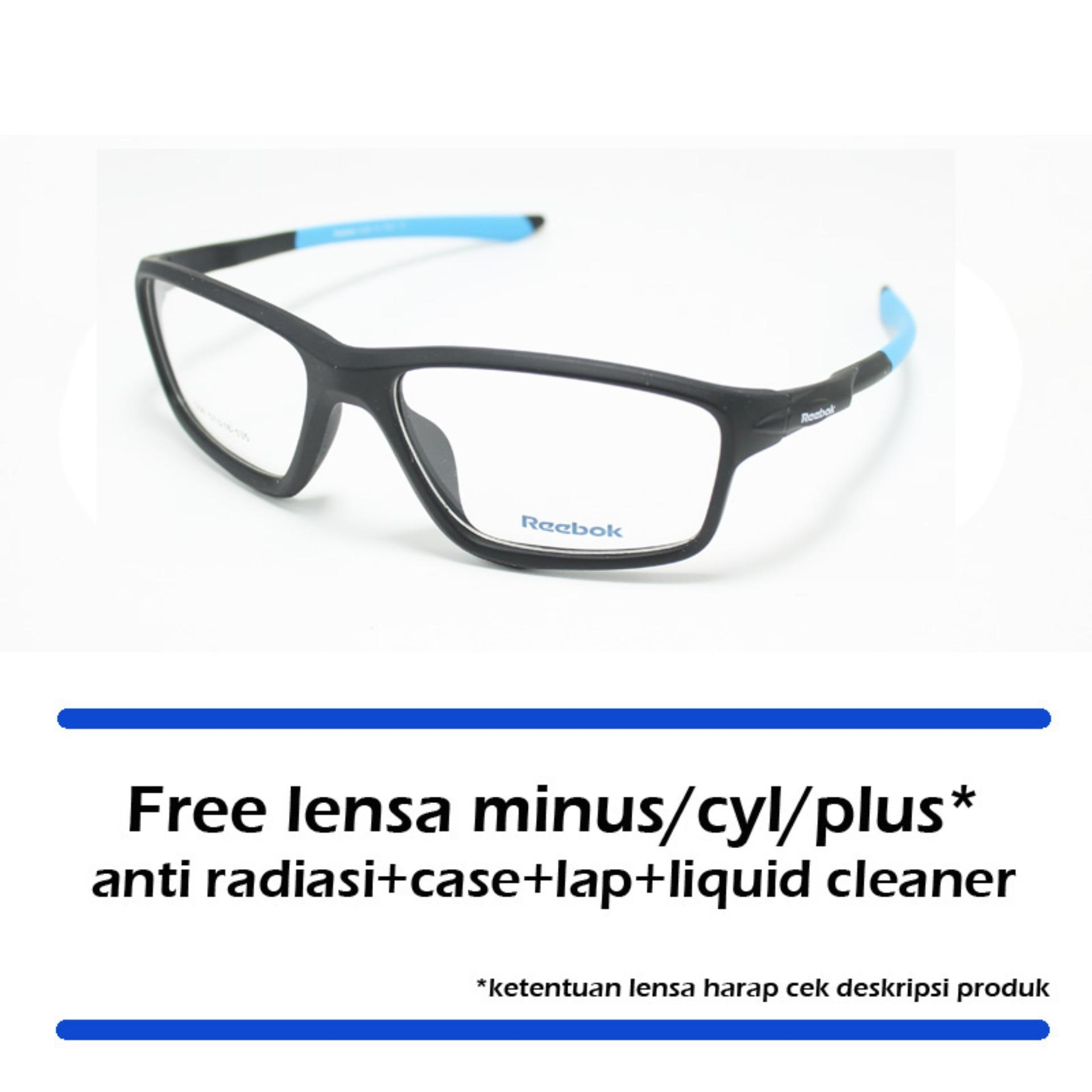 Frame Kacamata Anti Radiasi Minus   Plus   Silinder Fashion Crosslink 7844553eb4