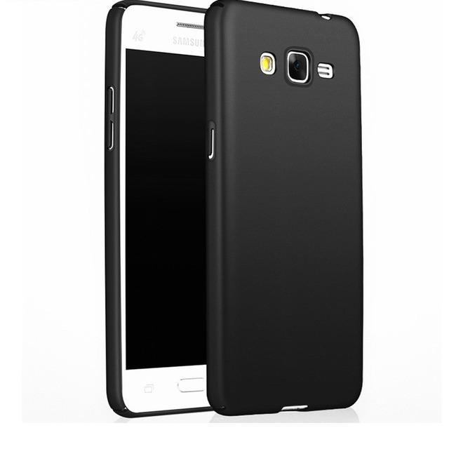Case Slim Black Matte Samsung Galaxy J5 2015  Baby Skin Softcase Ultra Thin Jelly Silikon Babyskin