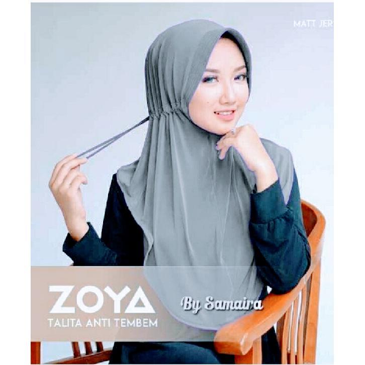 Hijab Sekolah Instant Zoya