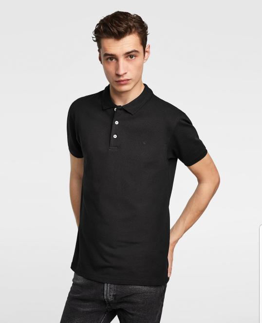 Kaos Polo Shirt Zara Man Authentic Not Lacoste Armani Hugo Boss HNM