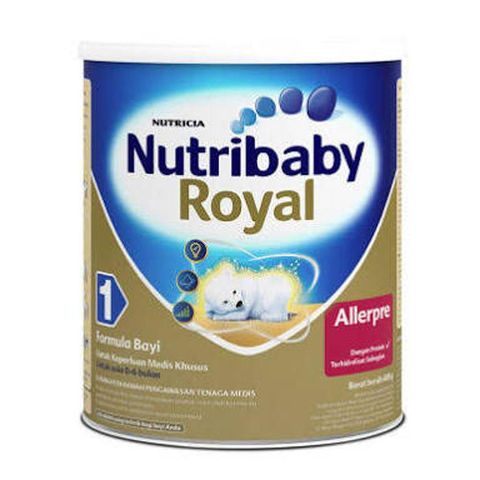 Nutribaby Royal Allerpre 1 400gr By Toko Susu.