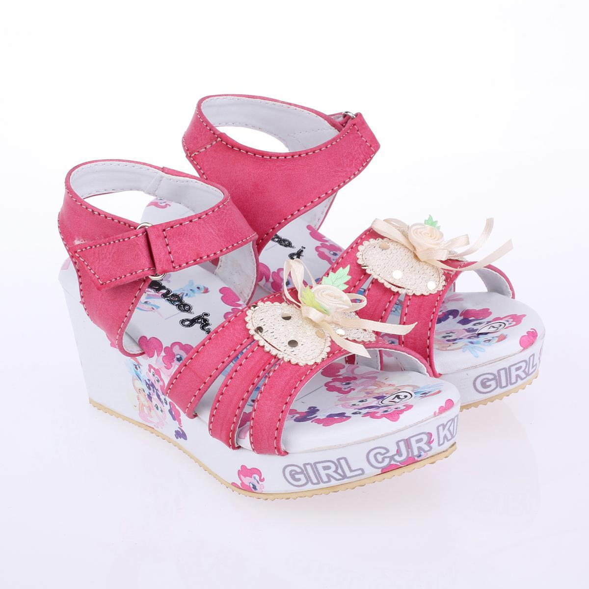 Sandal Wedges My Little Pony Anak Perempuan Catenzo jr CAB056