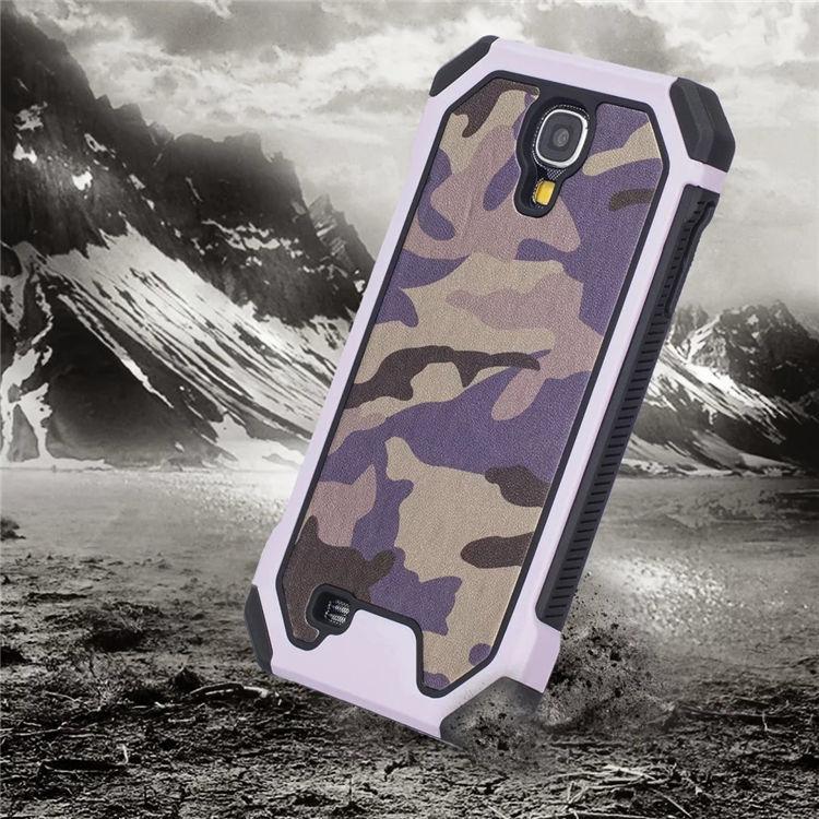 Samsung Casing HP Gaya Barat Casing S4/I9500 Anti Jatuh Bungkus Sisi