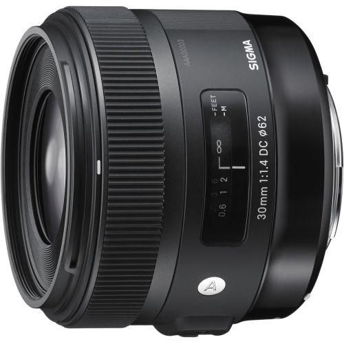 SIGMA monofocal lens Art 30 mm F1.4 DC for HSM Sigma APS-C only 301569
