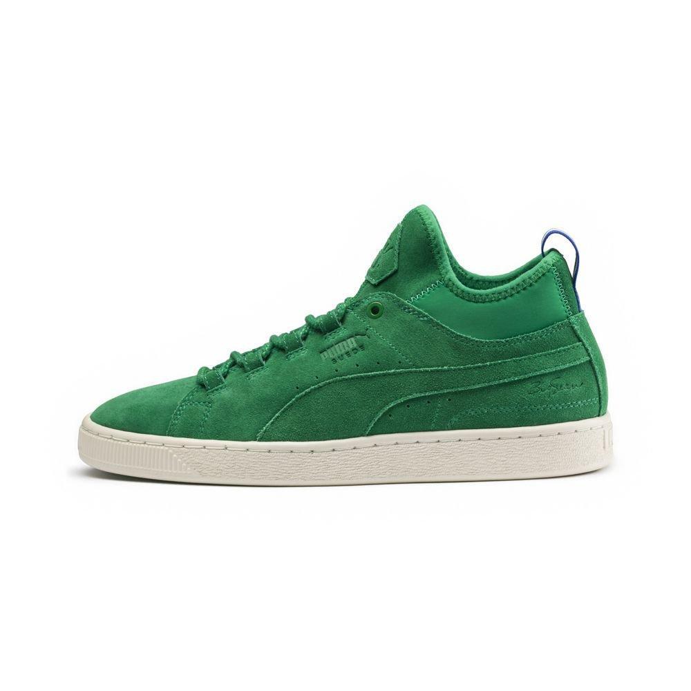 Jual Beli Sepatu Puma Suede Classic Promo Anak Import Sneaker Mid Big Sean 36625202 Hijau
