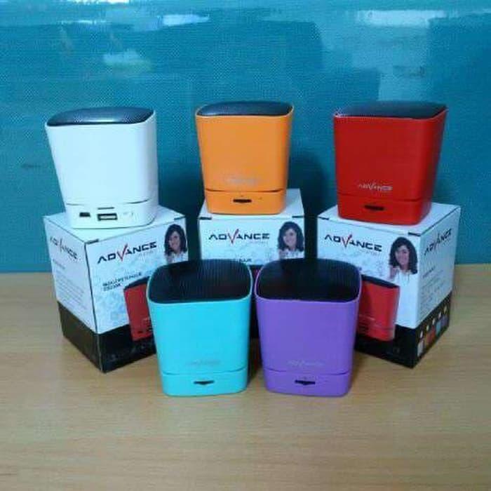 Speaker Portable USB Bluetooth ADVANCE 030K - Speaker -  Audio -  Elektronik Terbaru - Speaker Aktif - Best Seller - Speaker Usb  - Speaker Laptop - Speaker Murah - Speaker Portabel