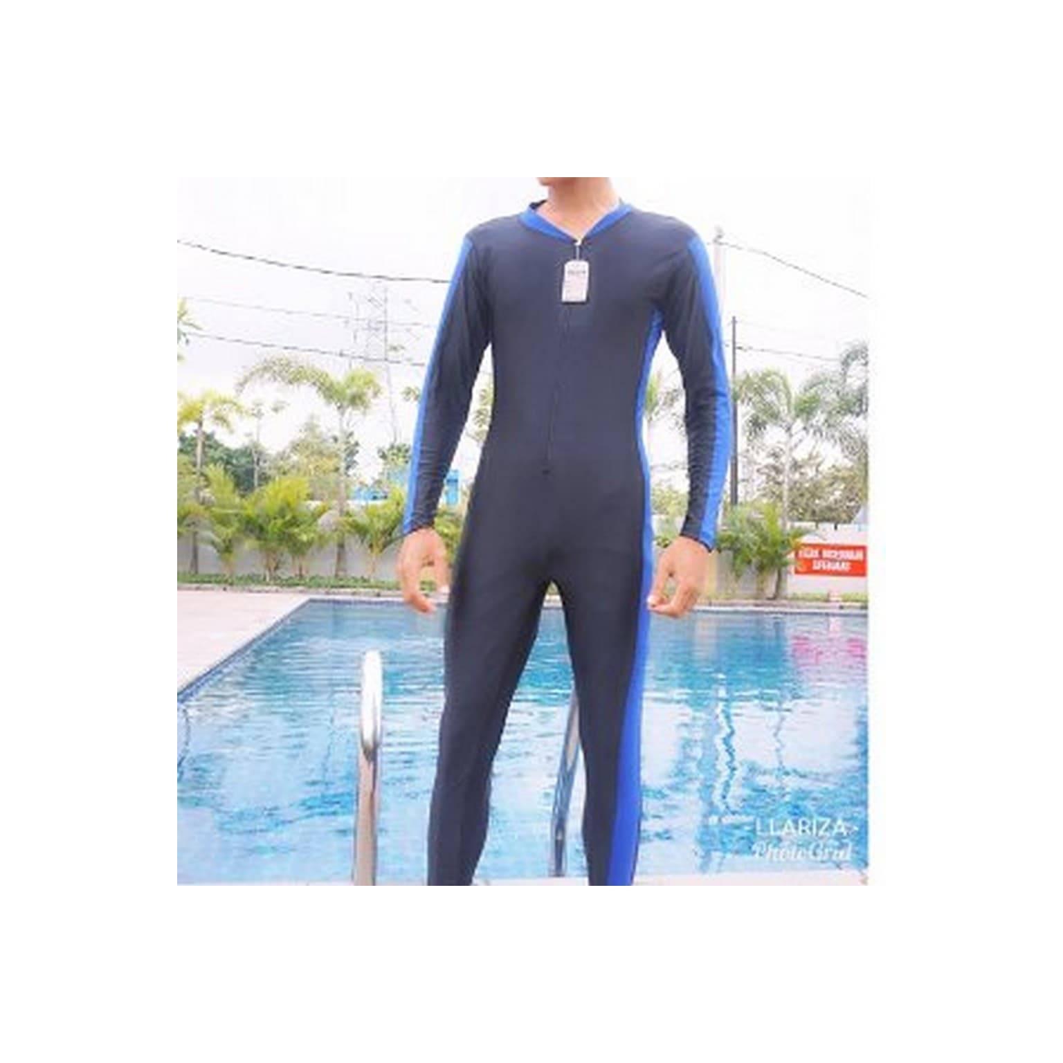 HARGA HEMAT baju renang diving dewasa panjang olahraga murah