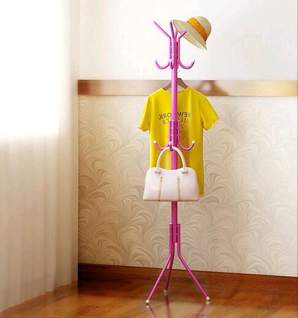 Promo Murah [HIGH QUALITY] Stand Hanger / Gantungan Tiang Berdiri / Hanger Gantungan Baju Tas / Standing Hanger