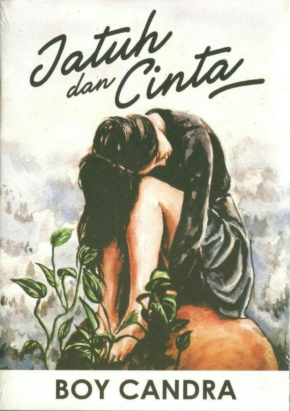 Novel Jatuh Dan Cinta By Boy Candra By Zaidanstore.
