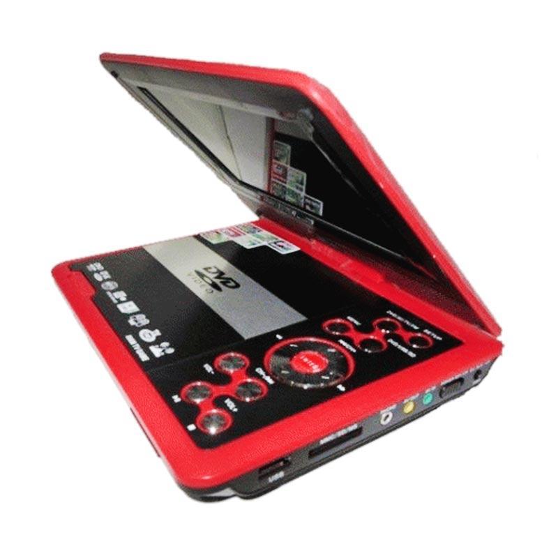 Gmc Portable Dvd Tv 14 Inch By Saudara Elektrindo