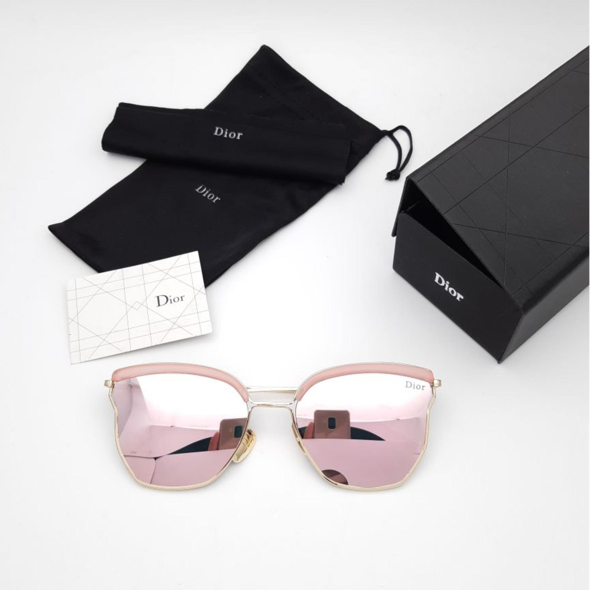 Buy Sell Cheapest Kacamata Wanita Fashionable Best Quality Product Sunglass Dior 84 Import Fashion Sunglasses Shareen Terbaru Ml