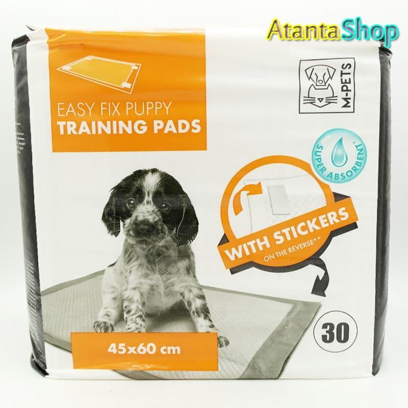 M-Pets - Easy Fix Puppy Training Pads 60x45cm isi 30pcs Under Pad