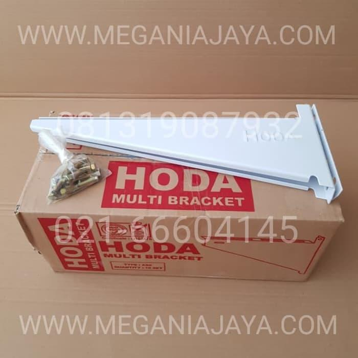 Promo - Bracket AC Outdoor HODA 1/2 - 1 PK (1set + Dynabolt 4 pcs) Import
