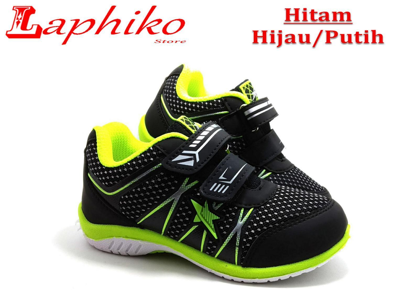 Pro Att Kids 02 Sepatu Sekolah Anak Perempuan Model Perekat Wanita Vr 276 Kets Sneakers Dan Casual Navy
