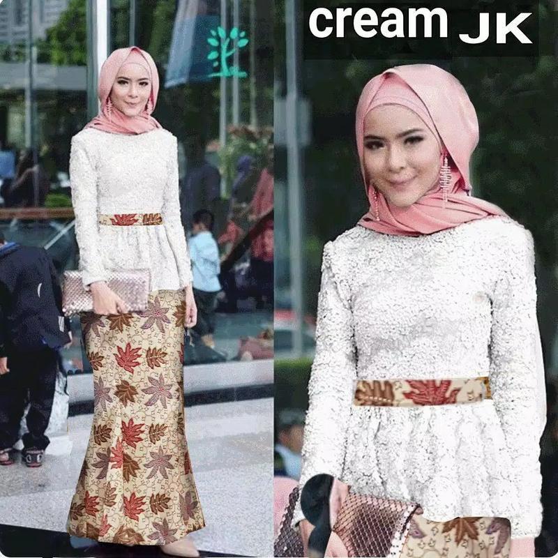 ... Murah Batik Wanita. ANCOOL MALL Source · JN Store Setelan Atas dan Bawahan Baju Tradisional Baju Batik Kebaya Modern