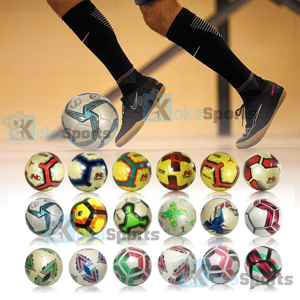 Bola Sepak Futsal Mikasa Volare Sepakbola Kokasport Jahit Random