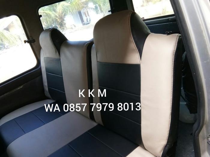 Sarung Jok Mobil Suzuki Carry Futura Real Van Minibus 3 Baris Freeland