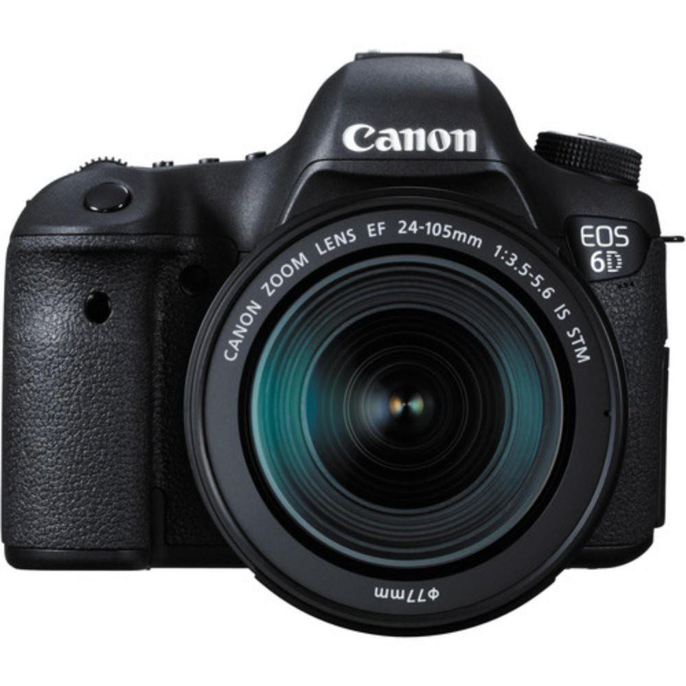 Canon EOS 6D Kit III (EF 24-105 IS STM) Wifi
