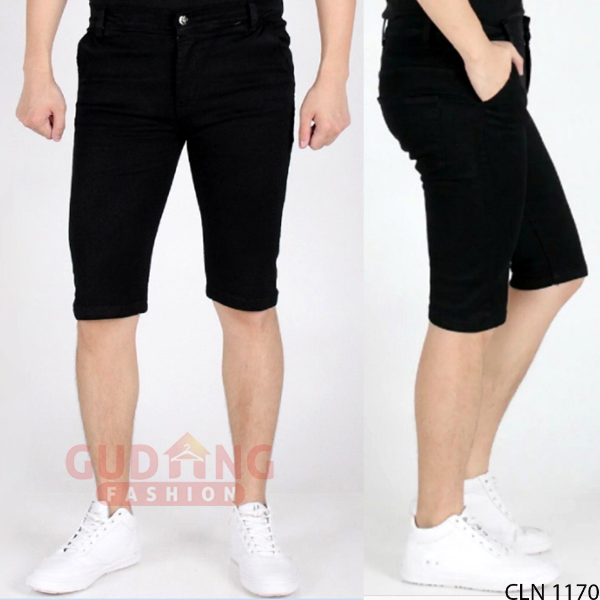 Gudang Fashion Model Celana Pendek Pria Multi Colour Daftar Harga Distro Polyester Cln 736 Jeans Terbaru