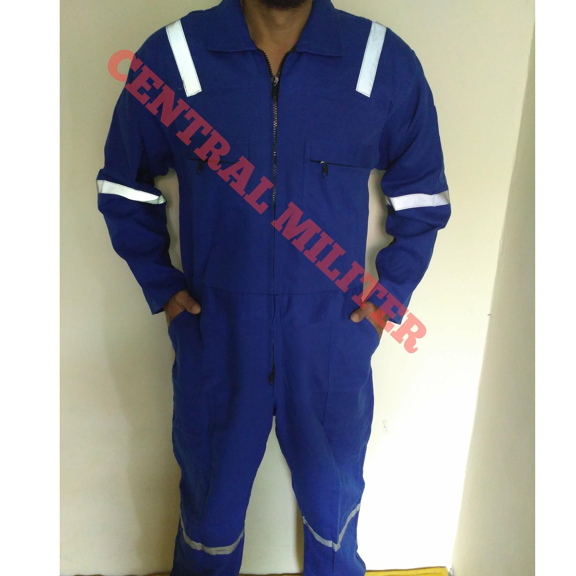 Katelpak Biru Scotlight/ Wearpack/ Coverall