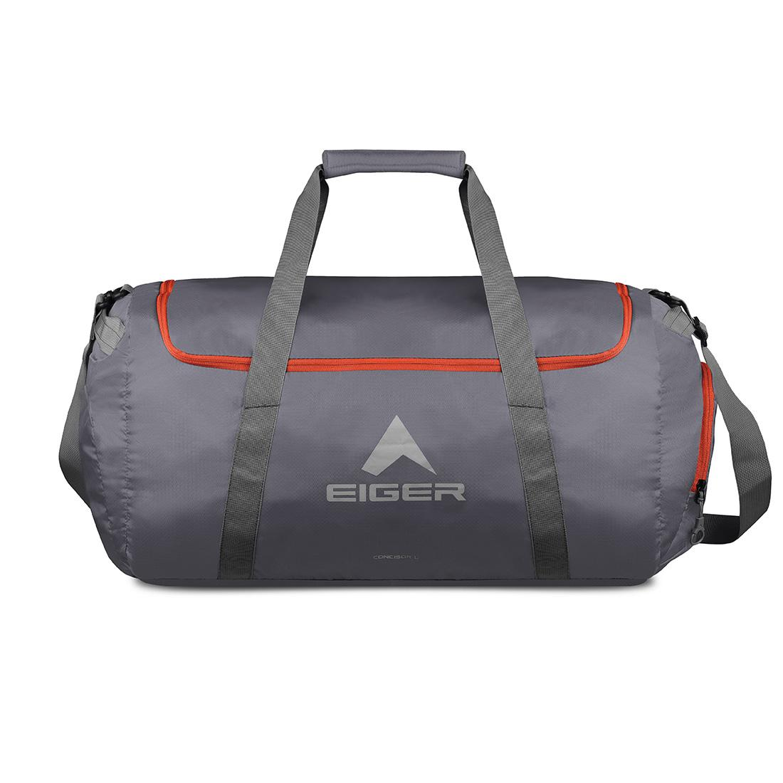 Eiger Concisor Folded Duffle Bag 60L
