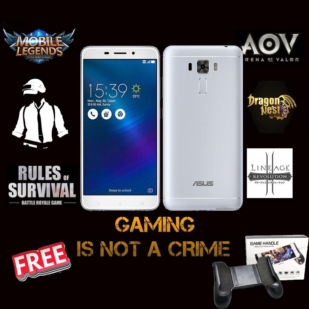 List Harga Hp Asus Zenfone 2 Laser Ze500kl Lengkap Dan Terbaru Cek 3 Zc551kl Garansi Resmi 4 32 Free Gamepad