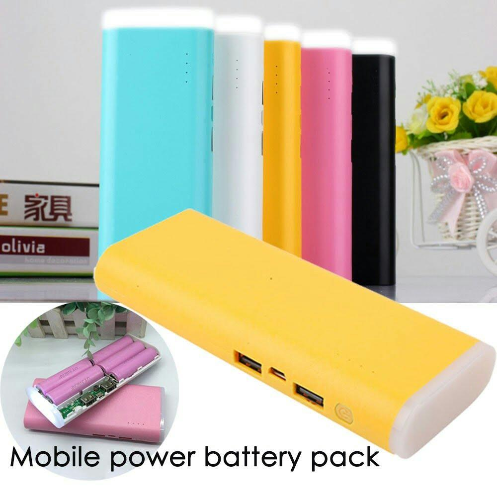 Buy Sell Cheapest Powerbank Gusgu Oem Best Quality Product Deals Seller Slim Design 128000 Mah Powercase Exchangeable 5x 18650