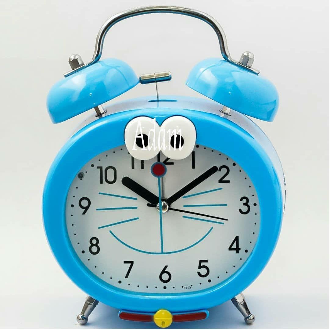 Jam Beker / Jam Alarm / Jam Meja / Jam Beker Karakter / Jam Beker Kring / Jam Doraemon
