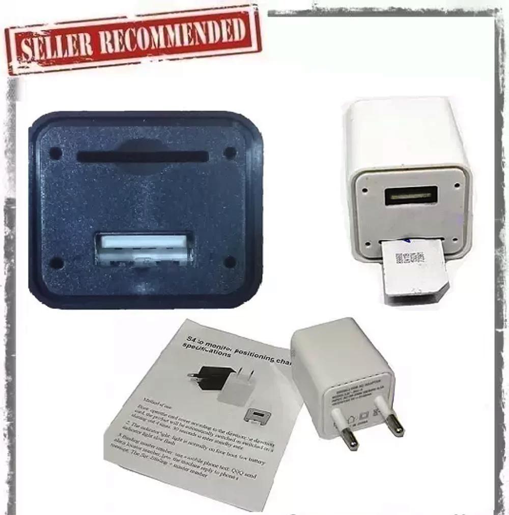Mini Alat Penyadap Suara All GSM Model AC Adapter Charger USB / Alat Sadap Suara /