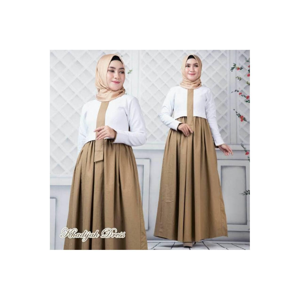 List Harga Gamis Khadijah Terbaru 2018 Only Dress By Mom