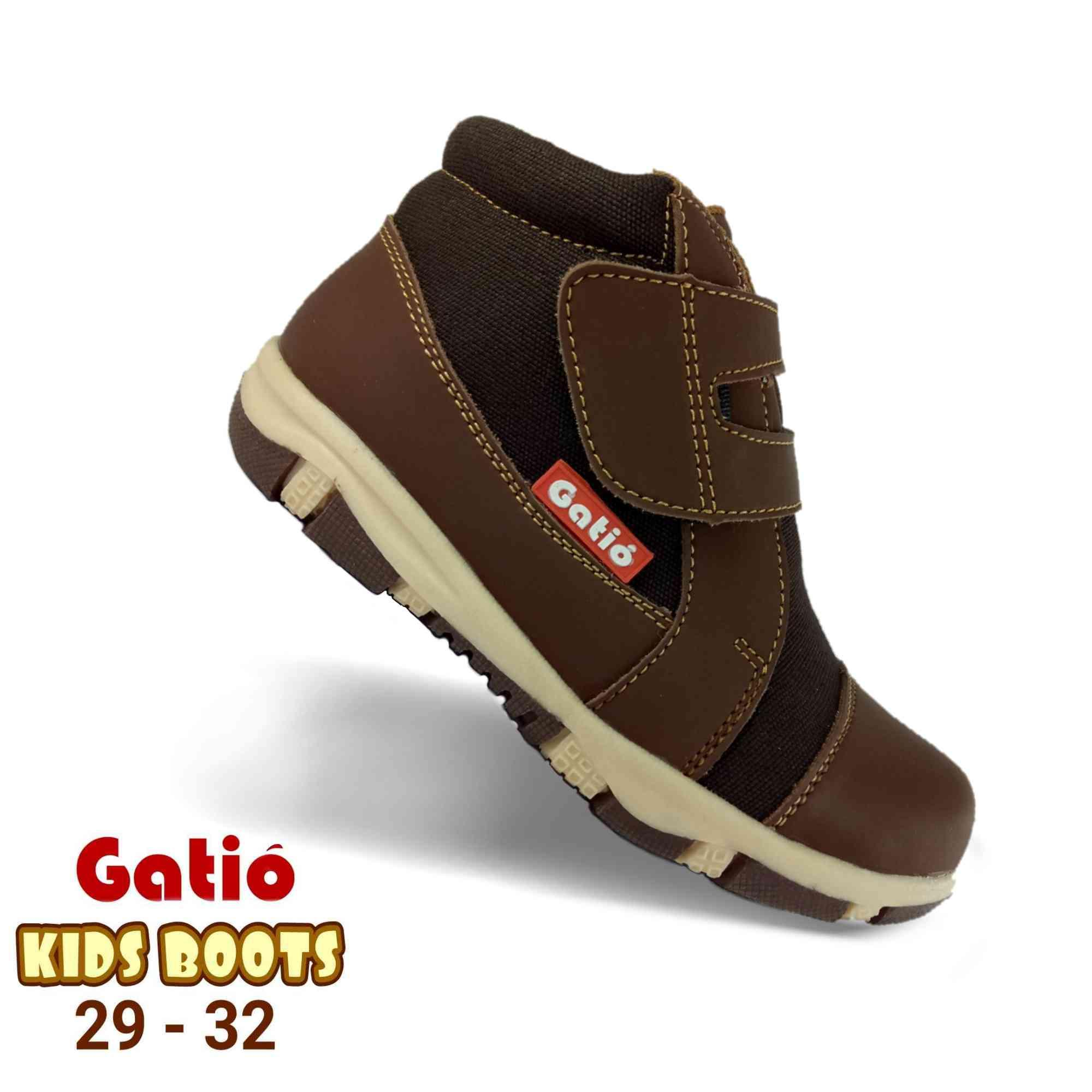 Sepatu Boot Anak Cowok laki / Boots anak Cowok Laki / Cherno